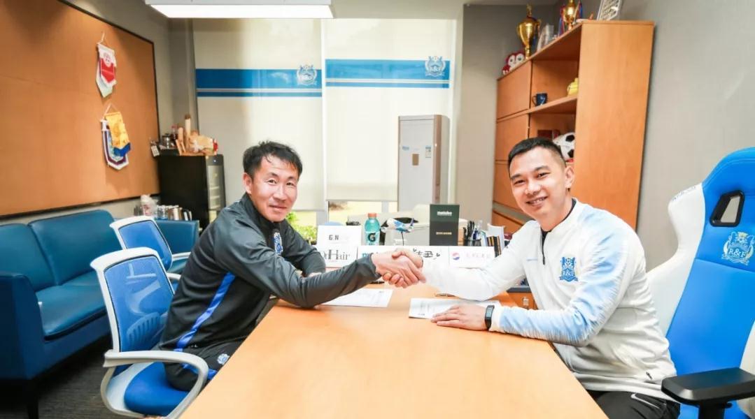 官宣:王亮加盟广州富力教练组,任职助理教练