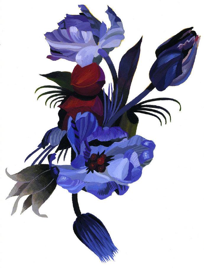 花的姿态 • Hiroyuki Izutsu
