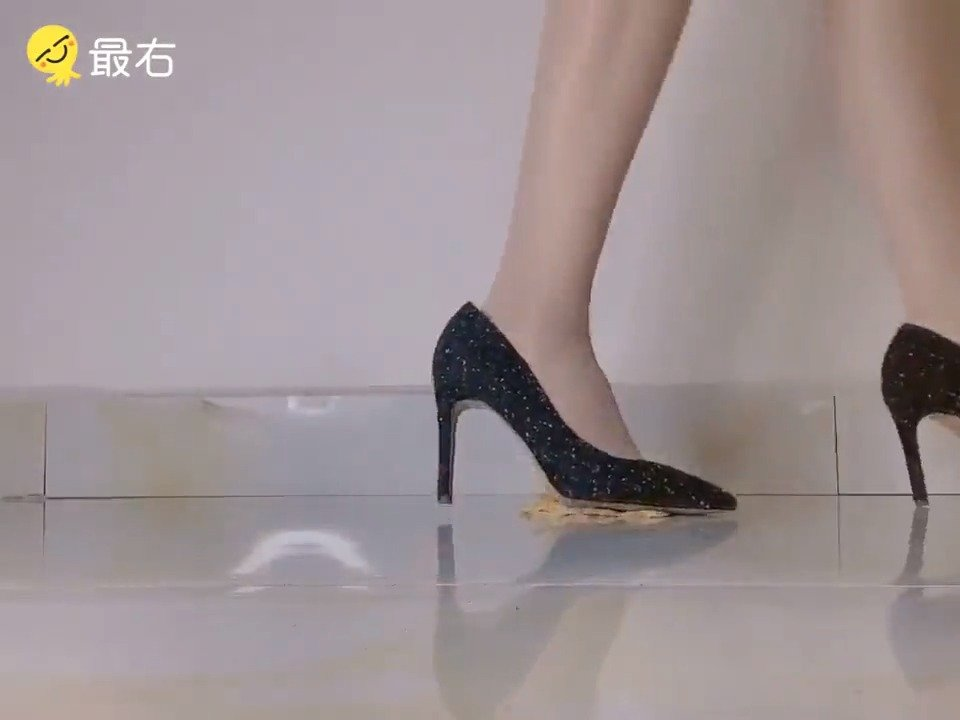 国外一个沙雕系列2,高跟鞋踩踩踩,最后总是以沙雕结尾!