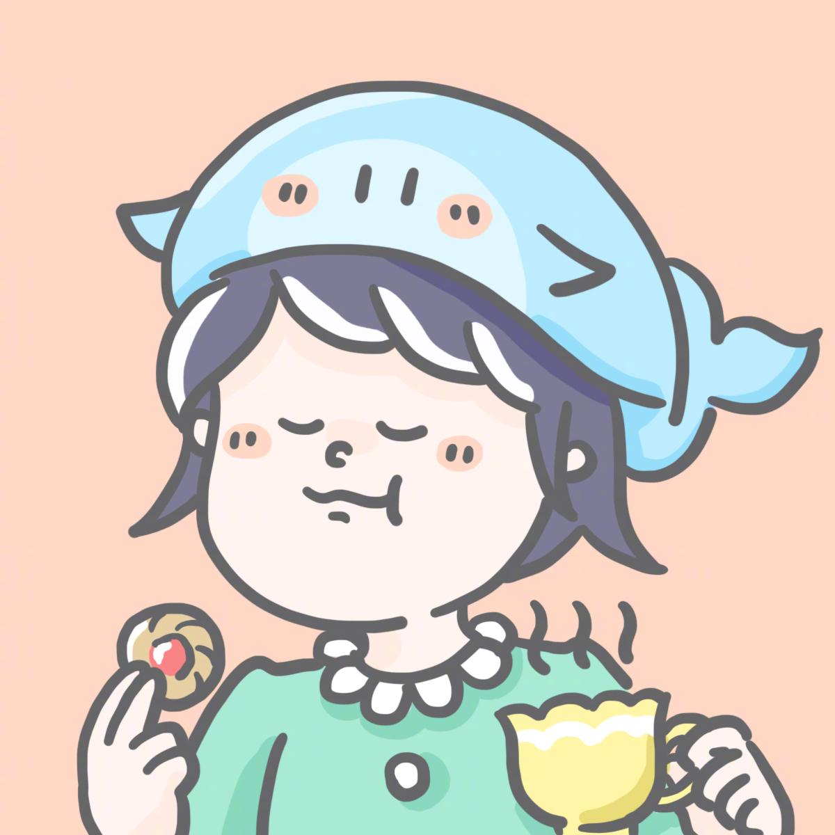 甜甜的小饼干头像来啦 还是明天晚上转发里选一位朋友勇有88元红包 @