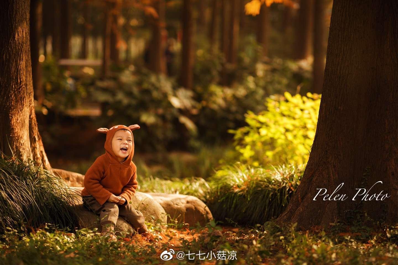 用孩子的笑脸治愈这个新年,第三波。