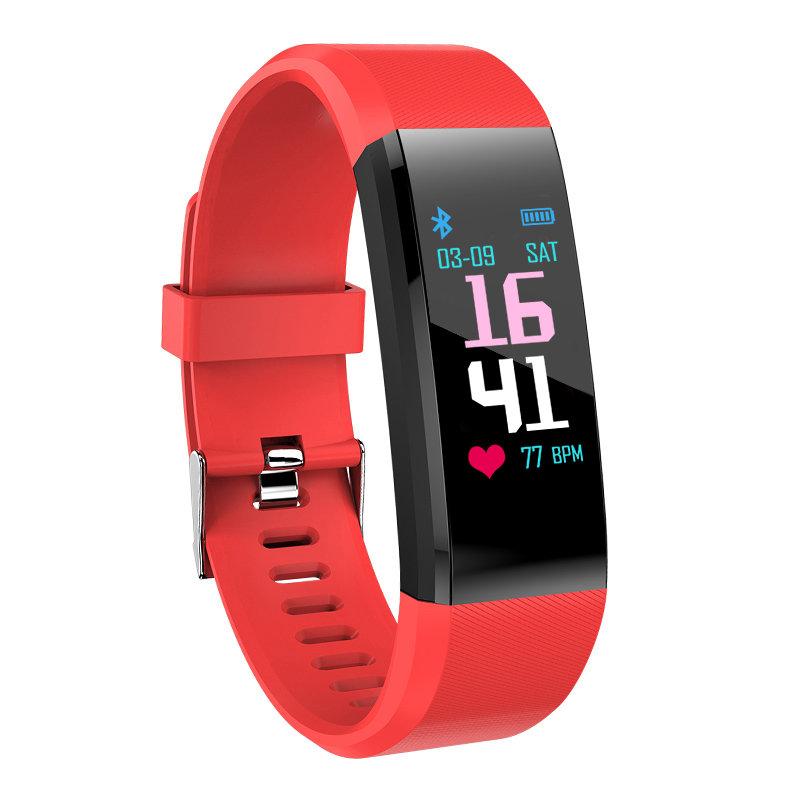 苹果 智能手环手表手机运动健康计步器心率血压防水息提醒适用于小米1