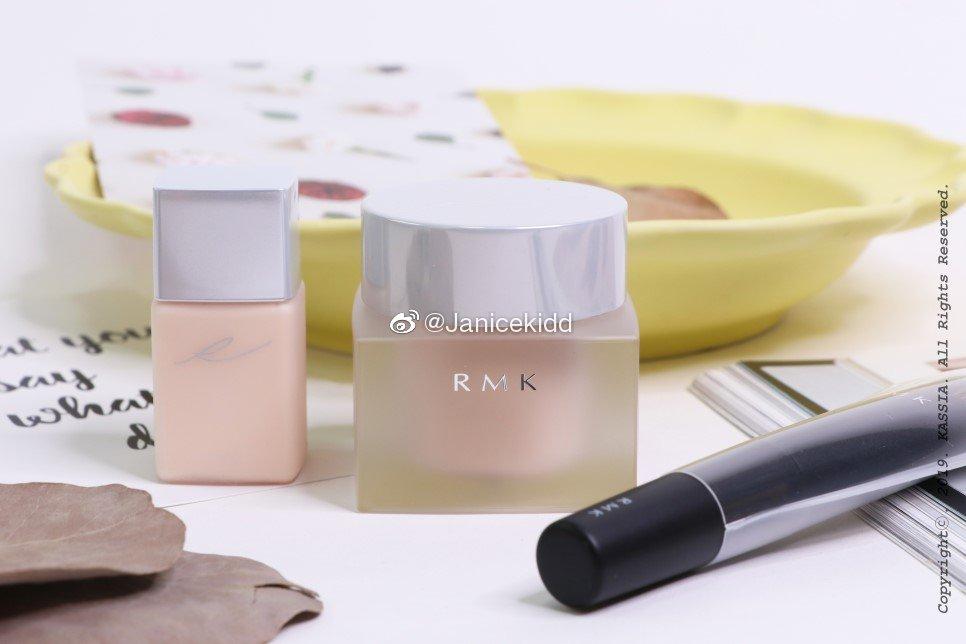 RMK 2019年秋季新品底妆测评分享- Makeup Base 妆前乳20年