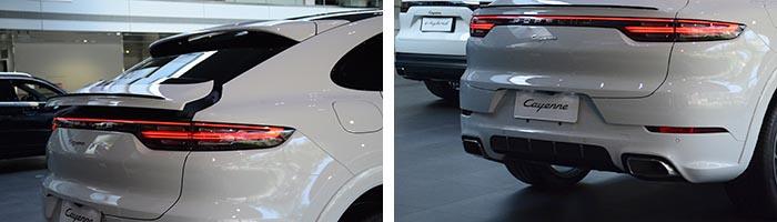 轿跑SUV终结者!售近百万再加30万选装包,保时捷卡宴Coupe实拍