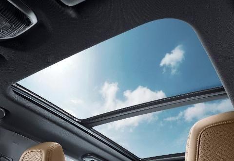 最没用的配置,一年用不了两次,驾驶员难道可以抬头看天空?