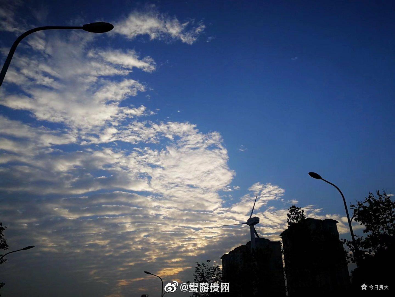 贵州高校风景之醉美贵大
