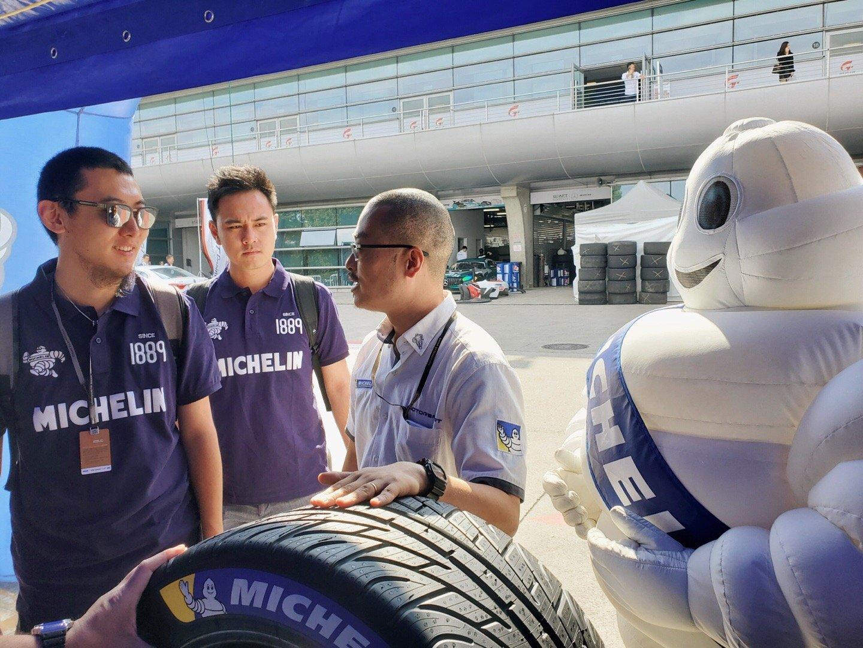 """观看中国超级跑车锦标赛的间隙,还学到了不少""""干货"""""""
