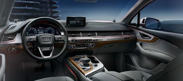 全新奥迪Q7将上市,车长五米,五秒九破百,一箱油能跑近千公里