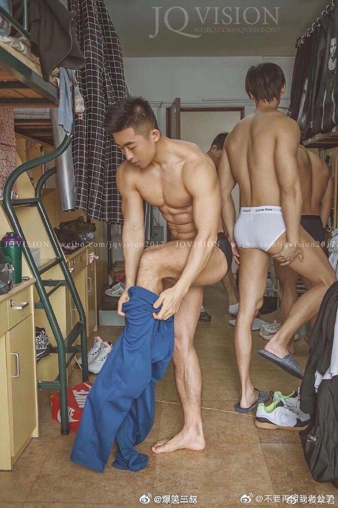 上海体育学院某宿舍,嗯,你心动了吗?