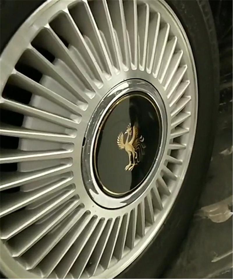 地位堪比劳斯莱斯,配金凤标,车价仅81万,后视镜还不装车门上