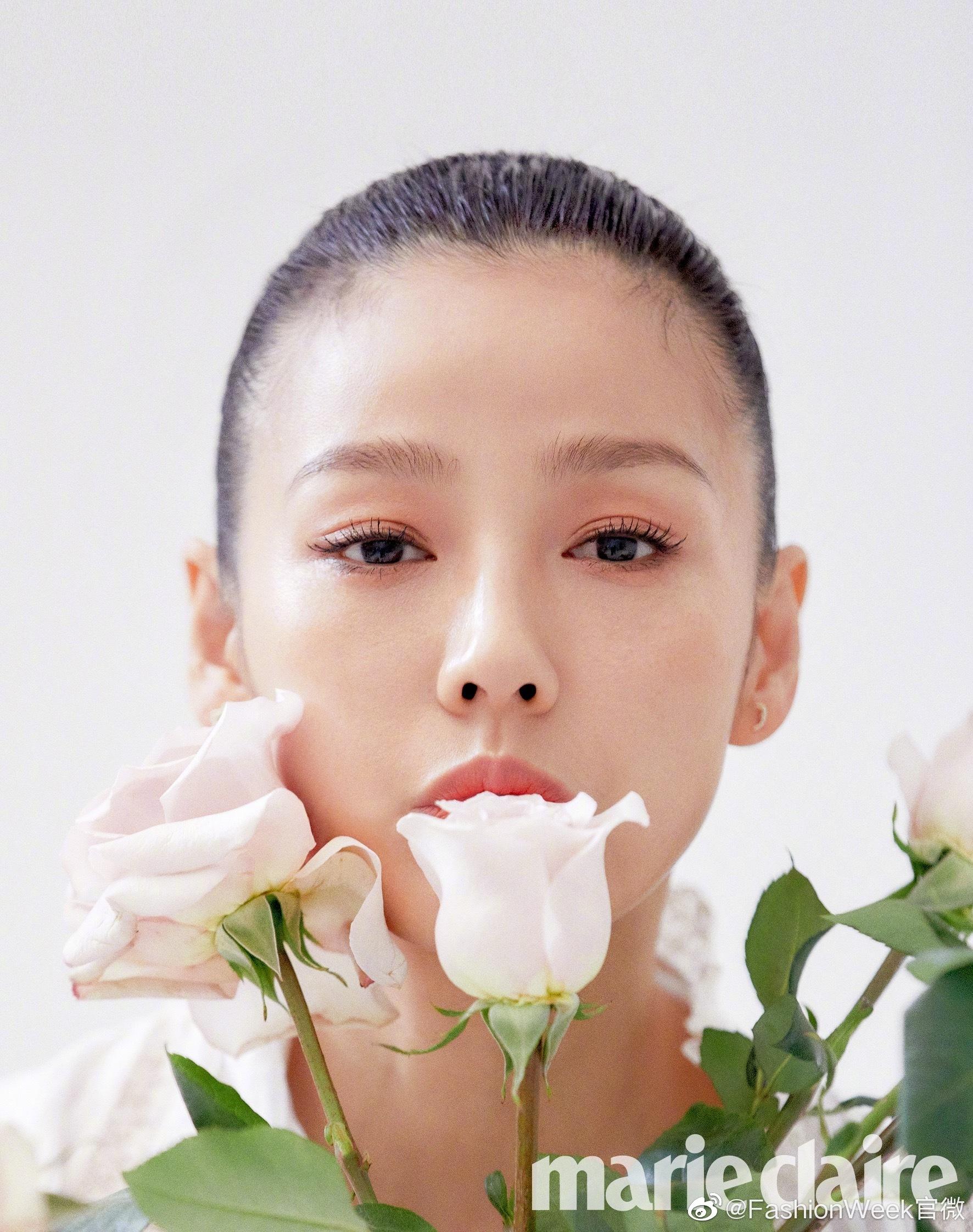 李孝利 x Marie Claire Korea |充满春日气息的姐