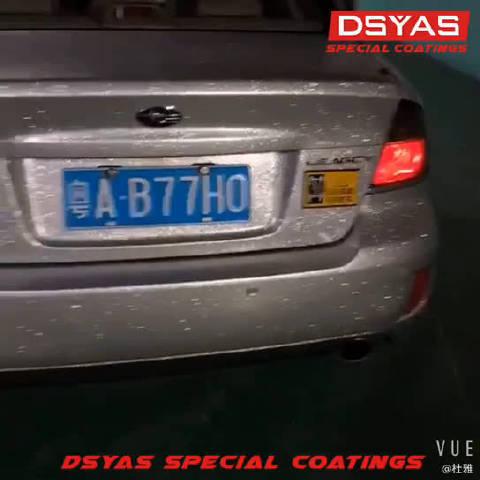 视频:全车涂装改色 金葱银@斯巴鲁中国 @斯巴鲁-意美中国 @徐州力狮斯巴鲁