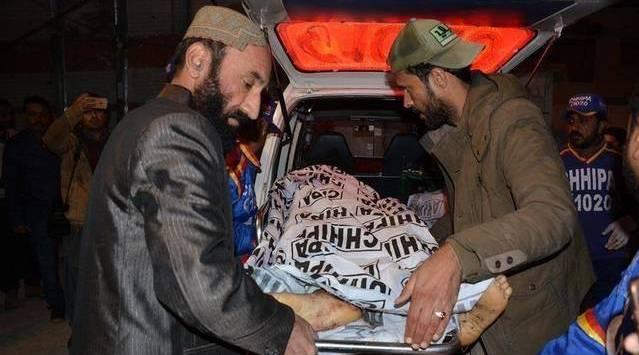 巴铁国内发生大爆炸,导致14死20伤,大批救援队紧急前往