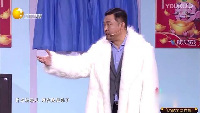 实力派喜剧演员贾冰@贾冰先生 于洋@主持人脸脸 携小品《父与子》与观_20200123223021_491