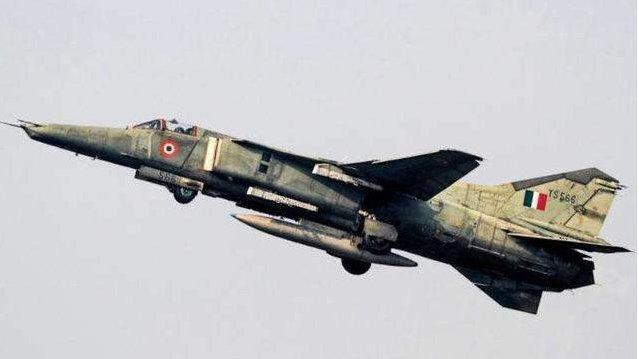 被印度空军称为飞行棺材,米格-27是真的很差,还是印度人不会玩