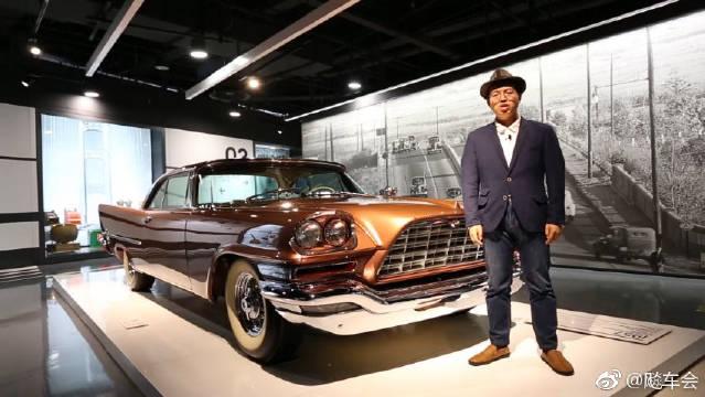 视频:61年前的魅力狂兽,体验克莱斯勒300C老爷车,这造型实在是太经典了