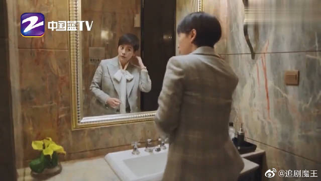 小欢喜:上司尾随童文洁到厕所,正好被小金撞见,直接就是一巴掌
