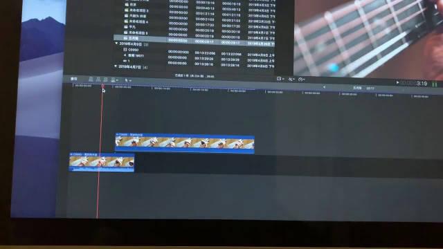 各位有懂电脑的吗,我的一台iMac Pro剪辑4k视频会出现严重卡顿