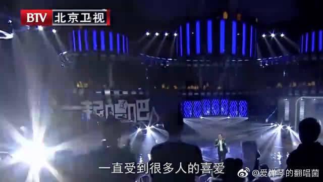 杨坤翻唱费玉清的《一剪梅》,开口惊艳全场,丝毫不输原唱