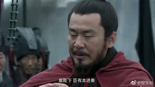 三国曹操实力最强的一次,精兵五十万战将上千,汉献帝害怕了