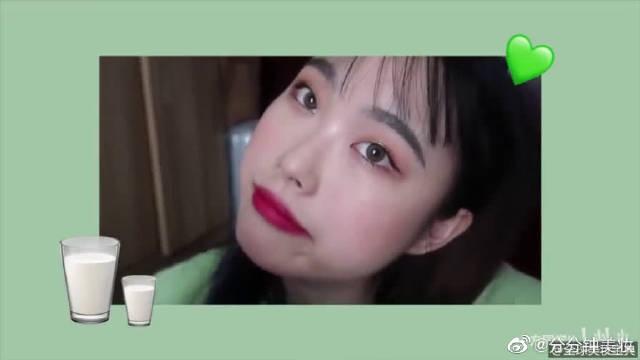 新手化妆技巧,开学妆容分享,非常适合学生的日常妆!