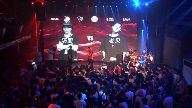 2019中国beatbox锦标赛男子个人组8进4 @4汤圆ai VS 老贝
