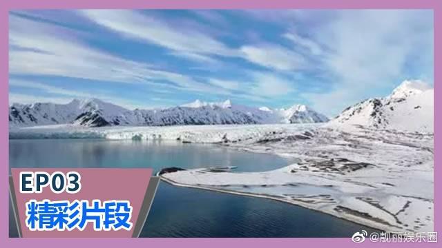 刘雯阿雅为淘金走进北极圈,寻觅未知人生!看着都觉得很刺激啊~