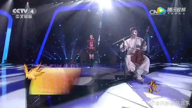 蒙古音乐女孩现场再现《乌兰巴托的夜》,好听到耳朵怀孕了