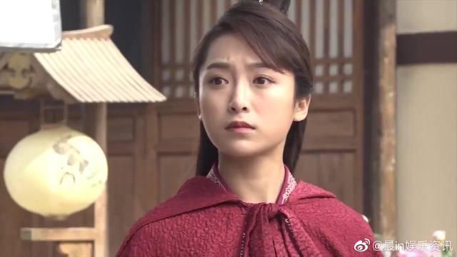 花絮:红衣女侠叶灵儿,眉眼之间都透露着帅气!