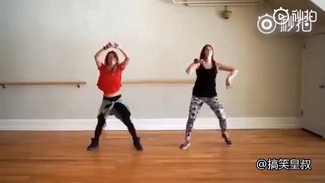 春节期间减脂利器Zumba(尊巴)舞教学完整版来啦,超减脂耗体力