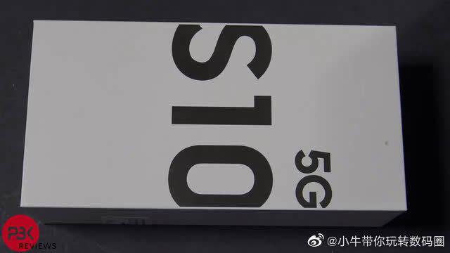外媒对5G版三星S10进行了拆机评测
