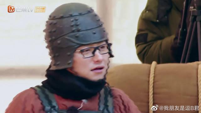 """《长城小剧场》之有细作啾啾啾 黄明昊成最萌翻译官却被""""反杀"""""""
