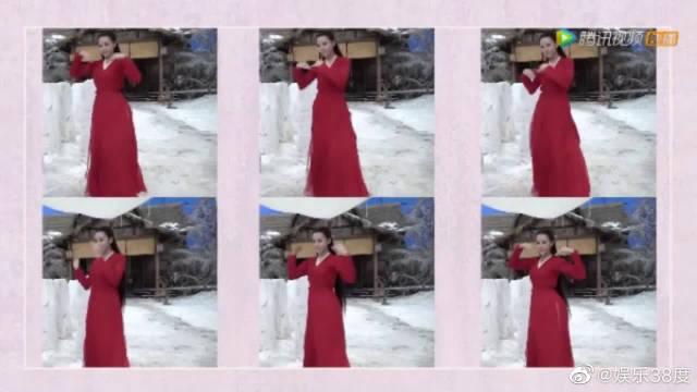《三生三世枕上书》花絮:热巴片场欢快尬舞