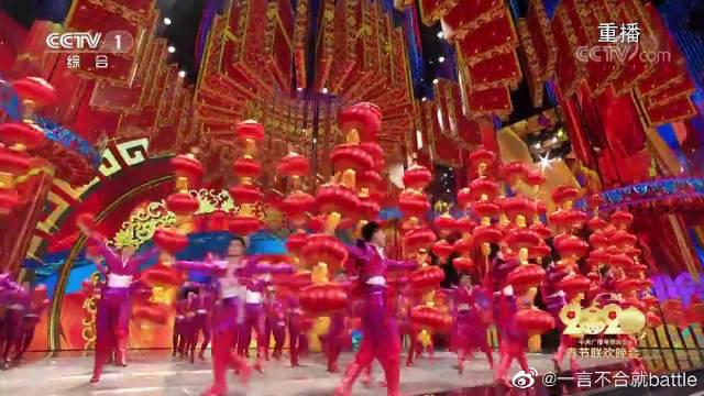 《一带一路嘉年华》欢乐来袭,多样舞姿点燃热闹的节日氛围
