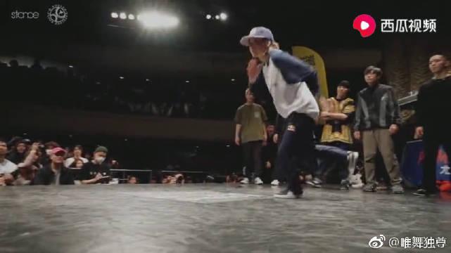 世界街舞全明星团体大赛超炸对决洛克佛 Vs 古德福特