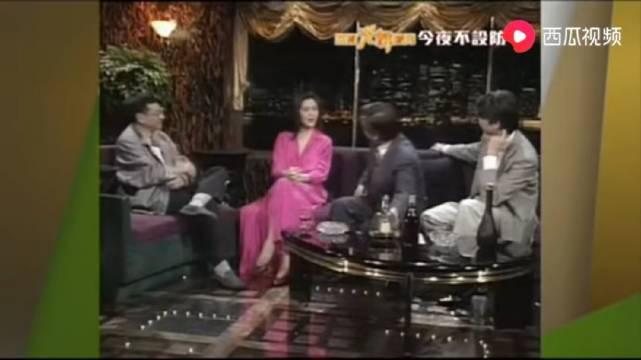 关之琳:其实我是满洲人,许多人以为我是台湾人!