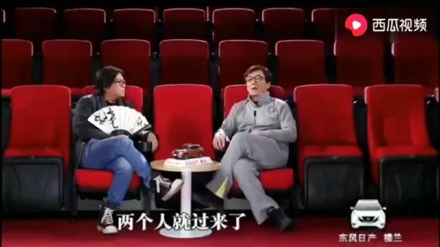 成龙讲香港黑社会多猖狂,玩弄明星,港台都想来内地拍戏!