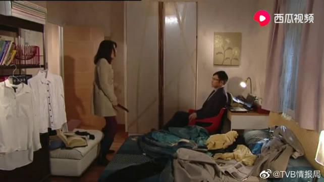 陈敏之问郭晋安:是不是看了她的尺寸?安仔的回答太经典了!