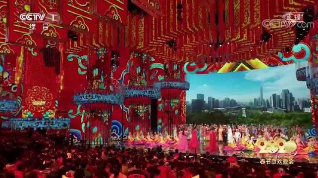 90岁高龄的郭兰英亮相春晚舞台,再次唱响我的祖国