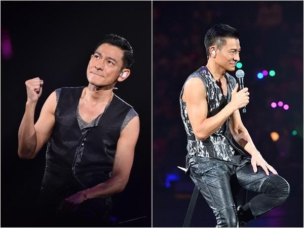 刘德华香港演唱会中途取消,哭着向观众道歉:医生图片