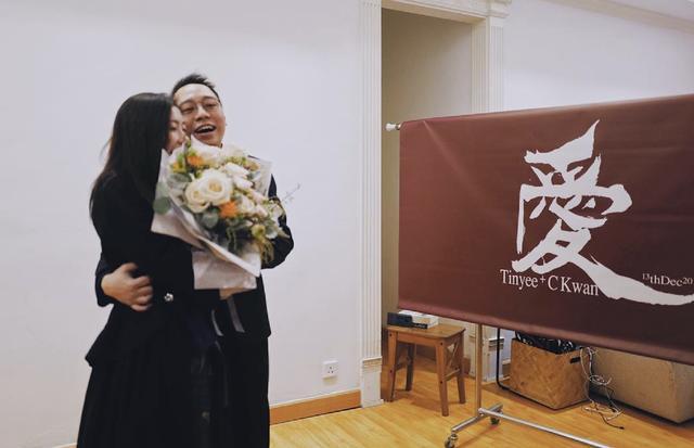香港艺人C君过大礼没金器堆成山也幸福,患地中海贫血仍盼做父亲
