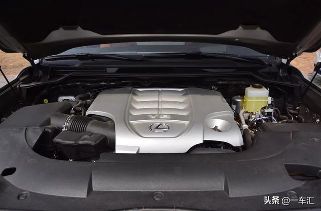 要越野更要豪华,雷克萨斯新款LX570巅峰特别版,百万SUV实力派