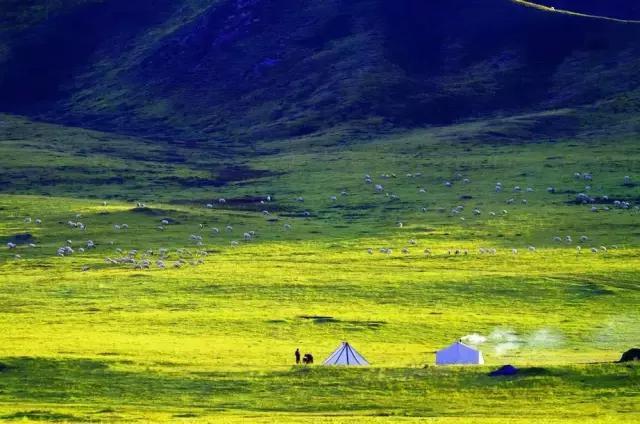 中国最美的40个地方,天堂般的美景