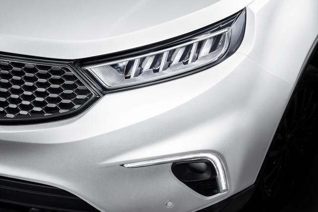 最便宜的合资中型SUV来了!1.5T配四轮独悬,福特领界要卖疯?