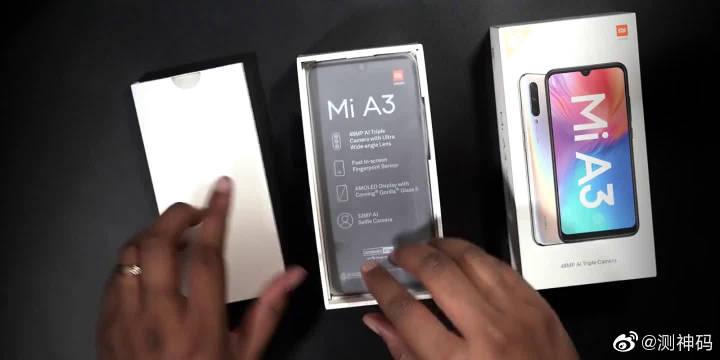 小米A3开箱评测,千元机玩出了高端手机的感觉!