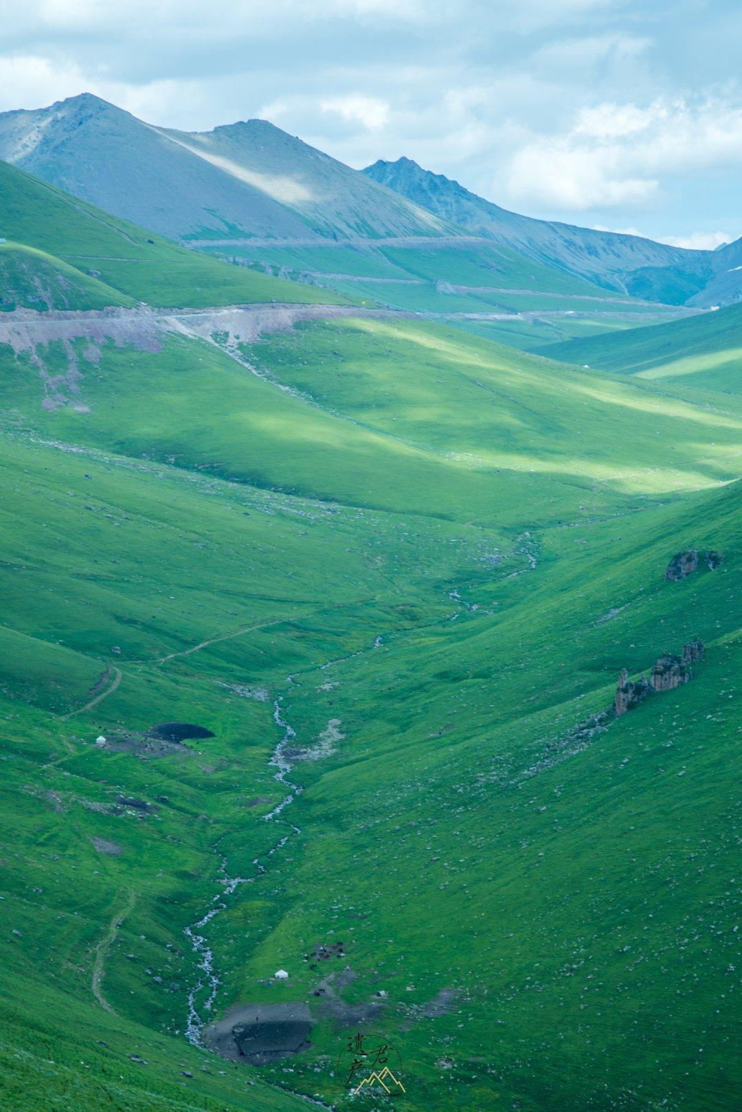 新疆,独库公路