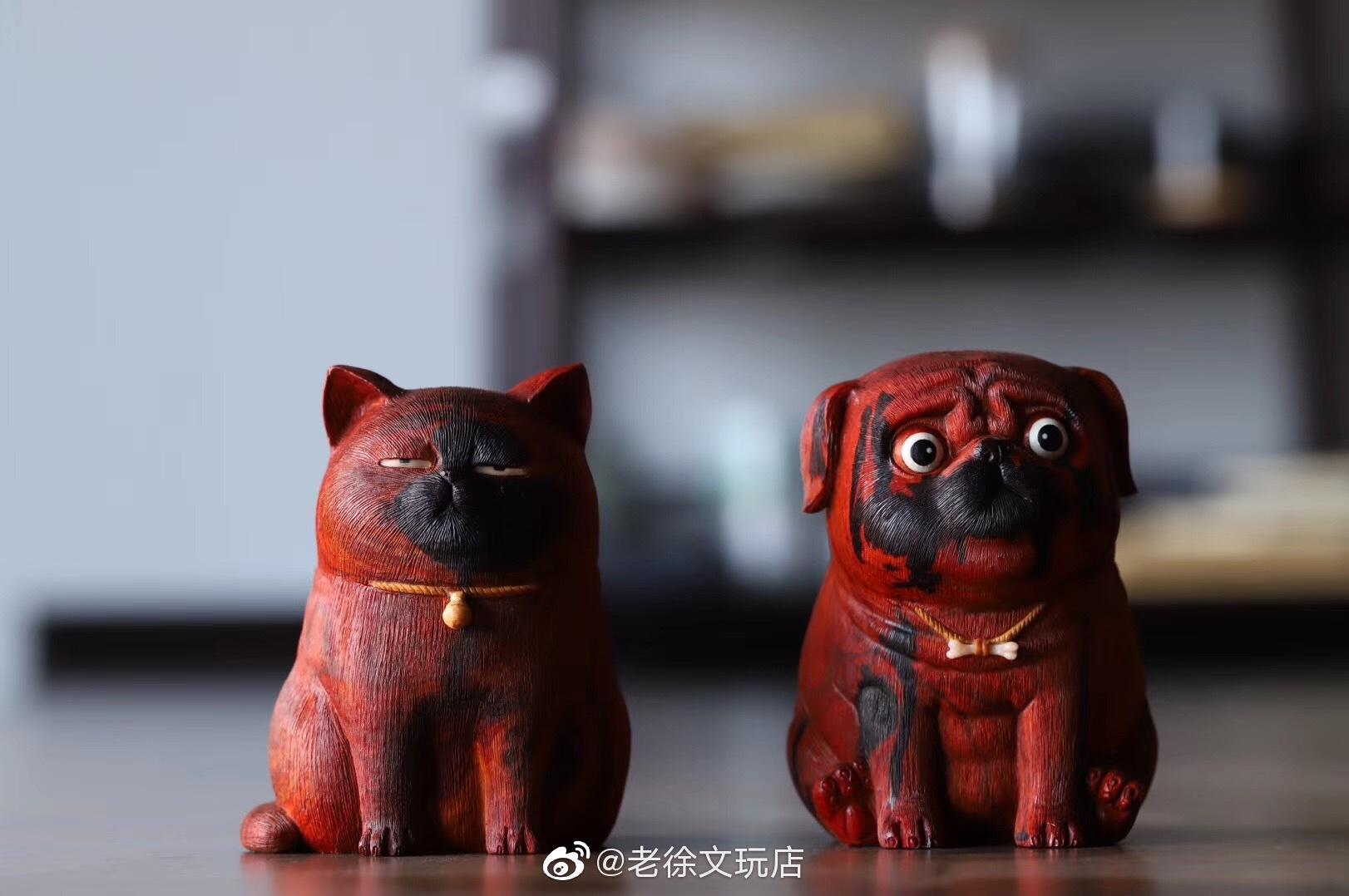 猫狗双全才是完美人生呐! @微博收藏