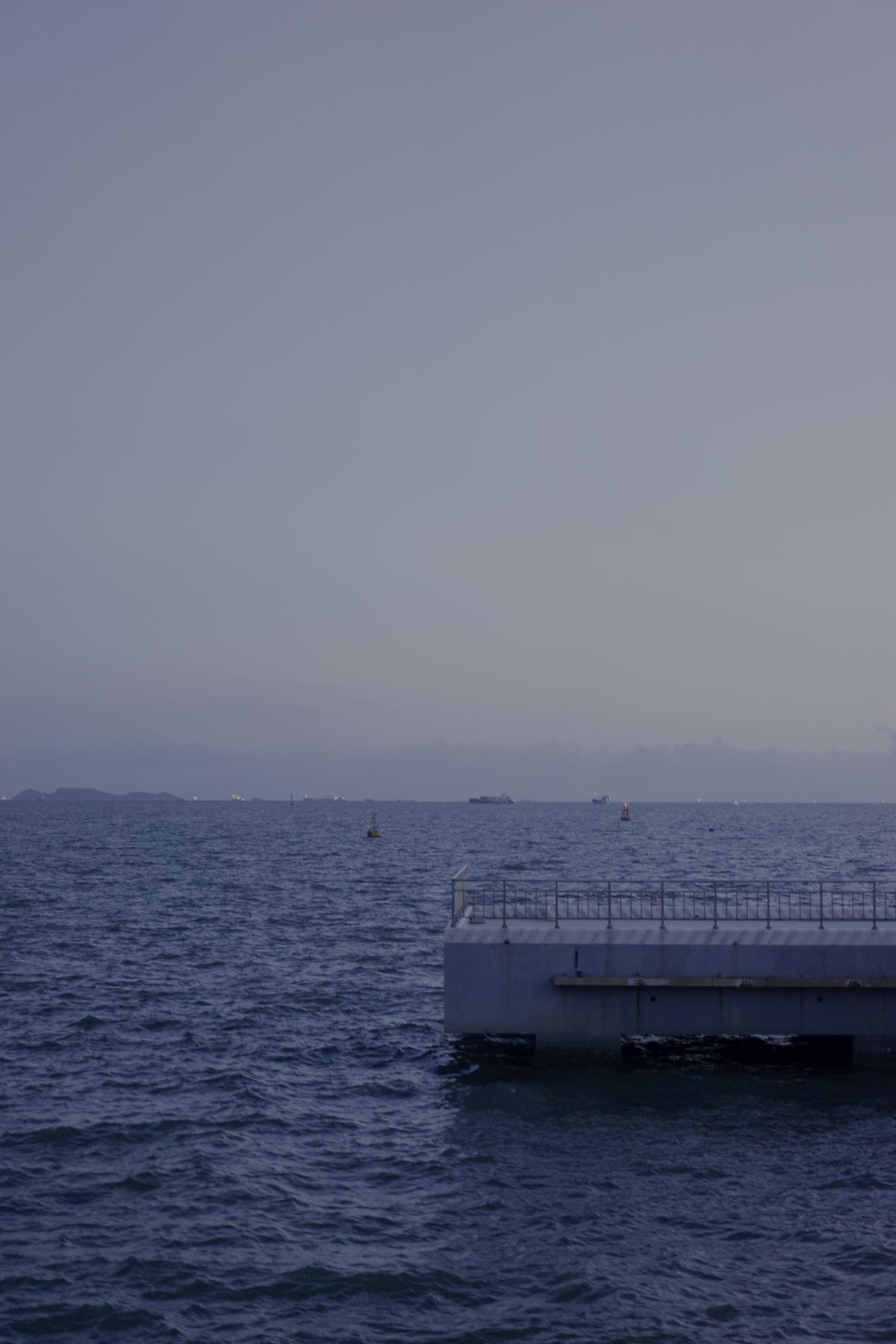我们去看海吧by@一粒子儿