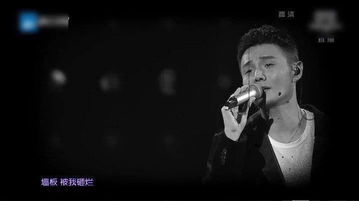 2018年李荣浩首次现场演唱《年少有为》《年少有为》是李荣浩演唱的