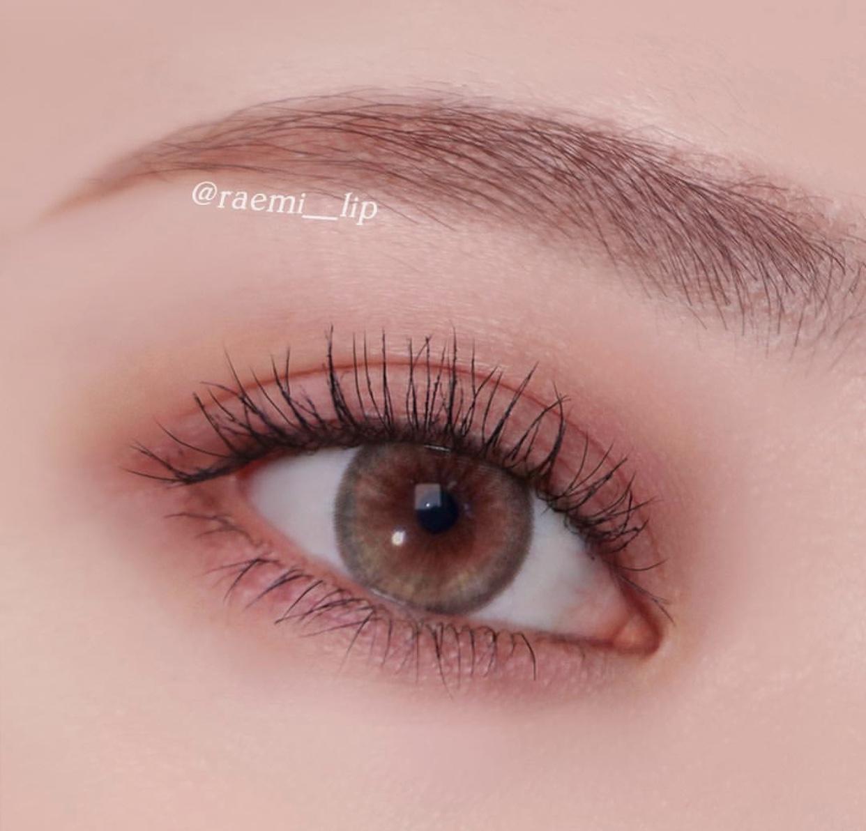 Beauty | 适合日常的韩系眼妆画法